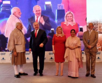 PM of Israel and PM of India