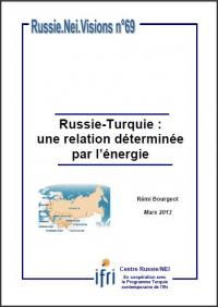 Russie-Turquie : une relation déterminée par l'énergie