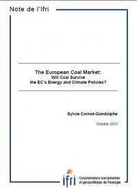 The European Coal Market: Will Coal survive the EC's Energy and Climate Policy?