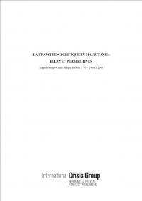 La transition politique en Mauritanie : Bilan et perspectives