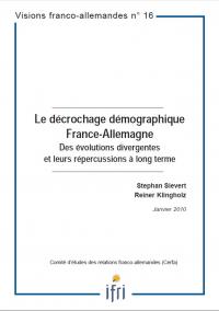 Le décrochage démographique France - Allemagne