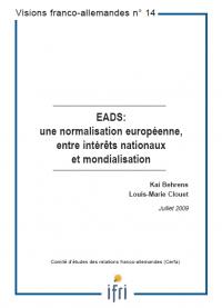 EADS : une normalisation européenne, entre intérêts nationaux et mondialisation