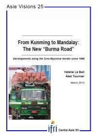 """De Kunming a Mandalay: la nouvelle """"Route de Birmanie"""""""