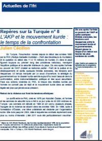 L'AKP et le mouvement kurde : le temps de la confrontation