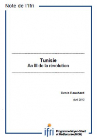 Tunisie An III de la révolution