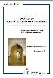 Le Maghreb face au poids de la sphère informelle