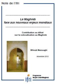 Contribution au débat sur la colocalisation au Maghreb