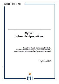 Syrie : la bascule diplomatique