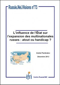 L'influence de l'État sur l'expansion des multinationales russes : atout ou handicap ?