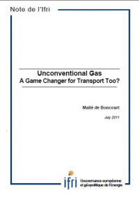 Unconventional Gas: A Game Changer for Transport Too?