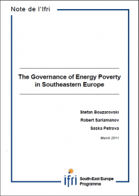 The Governance of Energy Poverty in Southeastern Europe