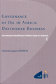Gouvernance et pétrole en Afrique subsaharienne