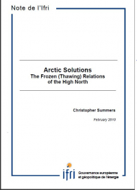 Arctic Solutions: The Frozen (Thawing) Relations of the High North