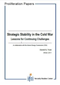 Strategic Stability in the Cold War. Lessons for Continuing Challenges