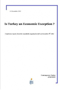 Is Turkey an Economic Exception?