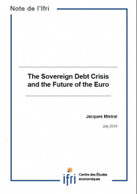 The Sovereign Debt Crisis and the Future of the Euro