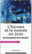 """Education et formation : entre """"Europe de la connaissance"""" et """"excellence européenne"""""""