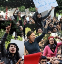 Les Femmes et les révolutions arabes: Quels enjeux? Quelles perspectives?