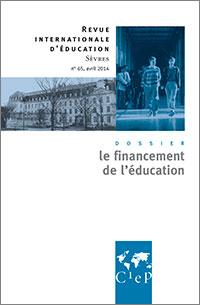 financement de l'éducation