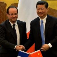 Quelle importance la Chine accorde-t-elle à la France ?