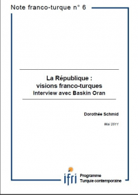 La République : visions franco-turques. Interview avec Baskın Oran