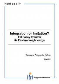 Integration or Imitation? EU Policy towards its Eastern Neighbourgs