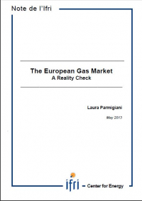 The European Gas Market: a Reality Check