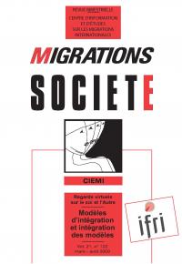 « Penser les 'modèles nationaux' d'intégration et leur 'crise' :  le cas de la France et des Pays-Bas»