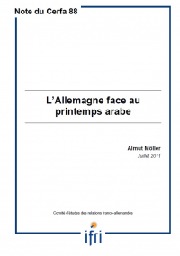 L'Allemagne face au printemps arabe