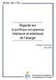 Le gaz algérien en passe de changer de religion