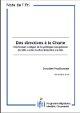 Des Directives à la Charte: Une lecture critique de la politique européenne de lutte contre la discrimination raciale