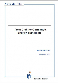 Year 2 of  Germany's Energy Transition