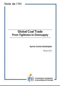 Global Coal Trade from Tightness to Oversupply