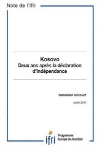 Kosovo : deux ans après la déclaration d'indépendance