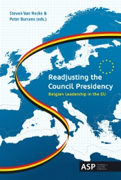 The Rotating Presidency under the Lisbon Treaty: From Political Leader to Middle Manager?