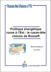 Politique énergétique russe à l'Est : le casse-tête chinois de Rosneft