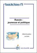 Russie : jeunesse et politique