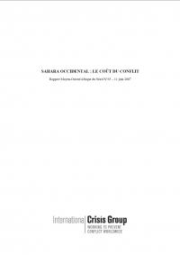 Sahara occidental : le coût du conflit