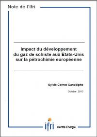 Impact du développement des gaz de schiste aux États-Unis sur la pétrochimie européenne