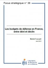 Les budgets de défense en France, entre déni et déclin
