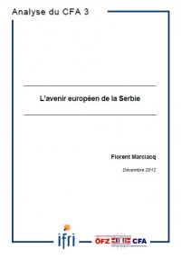 L'avenir européen de la Serbie