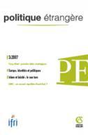 Politique étrangère : vol. 72, n°4 (hiver 2007)