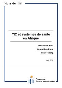 TIC et systèmes de santé en Afrique