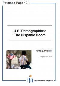 U.S. demographics : the Hispanic boom