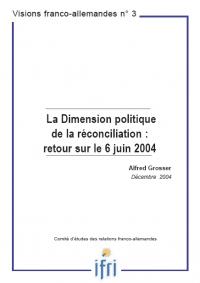 La dimension politique de la réconciliation : retour sur le 6 juin 2004
