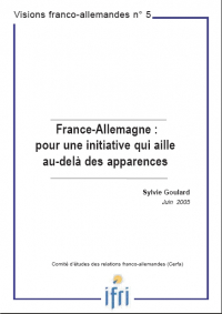 France-Allemagne : pour une initiative qui aille au-delà des apparences