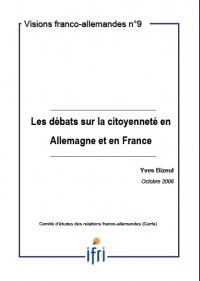 Les débats sur la citoyenneté en Allemagne et en France