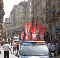 Rencontres franco-turque de journalistes à Istanbul et Gaziantep 9-11 juin 2011