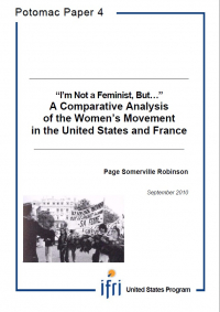 Comparative Analysis of the Women's Movement in the United States and France