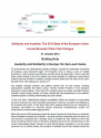 The 2012 State of the European Union: Austerity and Solidarity in Europe